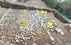 부산 배산성지에서<br> 대형 건물터 발굴