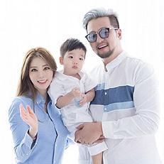 김태우 아들, 영재시험 상위 1%