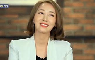 """민지영, 시모 앞에서 생방송 진행 """"입이 바짝"""""""