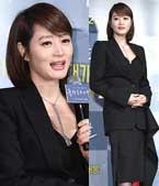 김혜수, 세월 역주행하는 미모