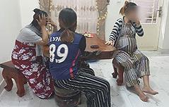 캄보디아 `아기공장` 적발돼 대리모들 체포