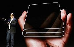 접으면 4인치 피면 7인치 폴더블폰 성공할까