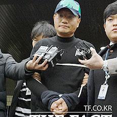 검찰 송치되는 양진호 회장