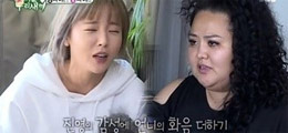 홍진영 언니 홍선영, '국민 배터리' 능가하는 '흥'