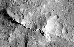 왜행성 세레스<br> 표면에 유기물 풍부
