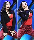 레드벨벳 조이 불타는 섹시미