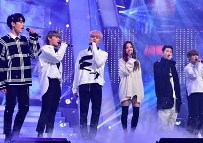 '언더나인틴' 예비돌들, 크러쉬·다듀·은혁·솔지와 콜라보 미션 예고