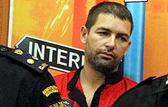 프랑스인 마약사범 인니 롬복 구치소 탈옥