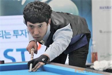 '승부사' 김형곤, 새해 첫 국제3쿠션대회 정상 도전