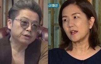 """이성미, 미혼모 아픔 고백 <br>김학래 """"일방적인 선택"""""""