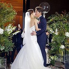 홍재호♥차현옥 결혼, 선남선녀
