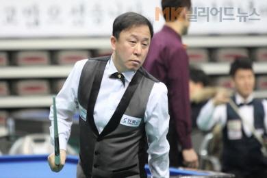 '대구3쿠션 간판' 김동룡 서울당구연맹 이적