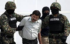 美 멕시코 마약왕 구스만에 유죄 평결