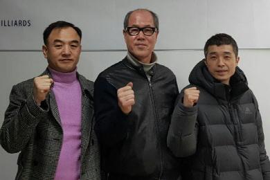 김봉철 이승진 강상구, 프롬과 후원계약