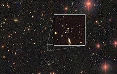 130억광년 떨어진 우주서 초질량블랙홀발견