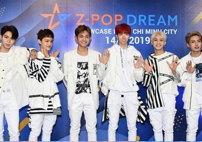 "Z-Girls&Z-Boys 베트남 프로모션 성공적 시작 ""Z-POP .."