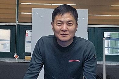 """'서울연맹 3쿠션 우승' 박춘우 """"요즘 훈련 세게 했죠"""""""