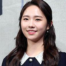 최다빈 선수, 환한미소!