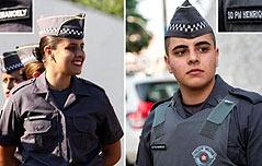 브라질 상파울루서 첫 성전환 경찰 탄생