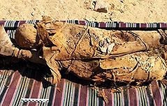 이집트서 2천년 전<Br> 미라 35구 발견