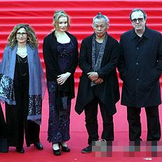 김기덕, 모스크바 영화제 참석