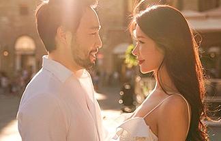 김그림, 하버드대 출신 영화 제작자와 결혼