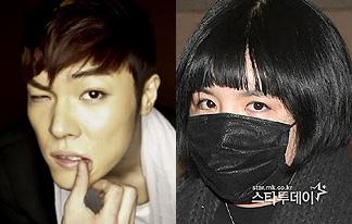 """휘성, 통화 녹음 공개<br> 에이미 """"내가 잘못했다"""""""