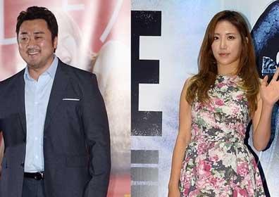 마동석♥예정화, 내년 결혼설 대두→4년째 애정전선 이..