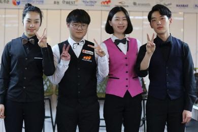 '주니어포켓' 대표에 서서아 송나경 장빈 서영원