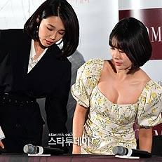 최윤영-정은지, 호러퀸의 입장