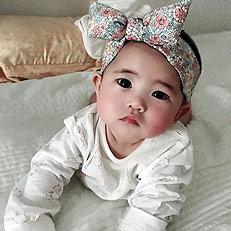 함소원♥진화, 미모의 딸 공개