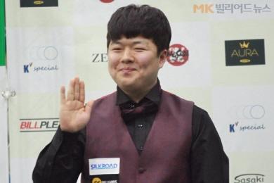 조명우 세계13위에…3쿠션월드컵 첫 시드권 진입
