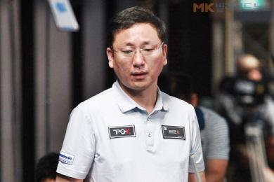 김영섭 '하이런 20점+261점' PBA투어 32강 진출