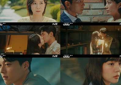 '검블유' 임수정, 장기용과 이별...뜨거웠던 연애 종..
