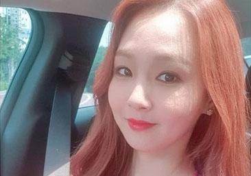 """오정연, 대서 맞이 셀카 공개…""""내가 딱 좋아하는 날씨.."""