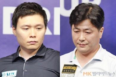 윤균호-박흥식 'PBA 드림투어(2부)' 초대 우승 놓고 격돌