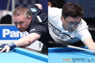 쿠드롱 '하이런 19점' 32강行…임준혁 161점 최고기록