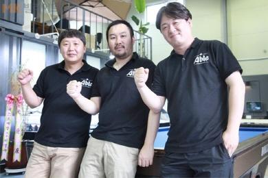 최대 당구커뮤니티 `파두스` 이끄는 동호인 출신 3인방