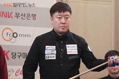 조치연·서성호·권보미 '경기도 당구 대표'