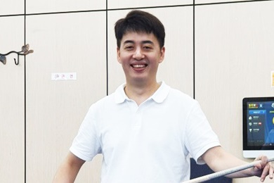"""PBA드림투어 우승 김기혁  """"18년만의 재도전, 끝장봐야죠"""""""