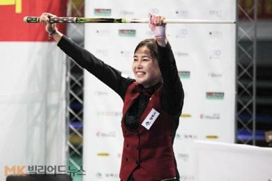 박지현, 스롱피아비 꺾고 2년10개월만에 우승