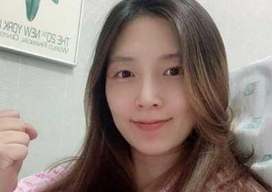 """김희원 입원 """"심쿵이 만나기 D-1, 신랑 없이..난 괜찮아"""" [M+★SNS]"""