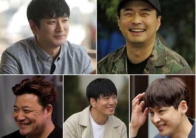 윤정수·정준·강두·박진우·이재황, '연애의 맛3' ..
