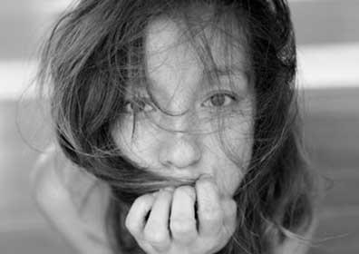 이효리 흑백사진, 몽환적인 눈빛으로 시선 압도