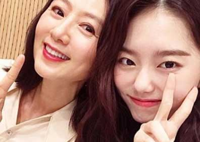 """'윤희에게' 김희애X김소혜, 아름다운 두 母女 """"놓치.."""