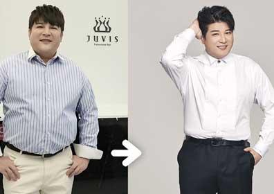 """신동 체중감량, 116kg→99kg """"하루 세끼 건강하게 먹었.."""