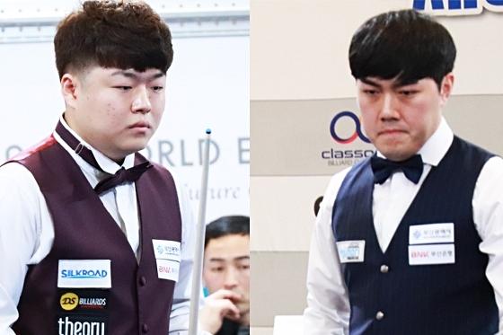 조명우·김준태 부산시장배 결승 맞대결–오늘의 경기(3일)