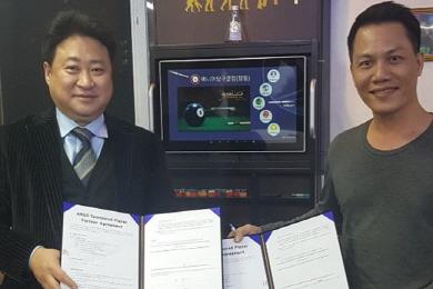 '구리3쿠션월드컵 32강' 응우옌 콩탄, 아르고 후원받는다