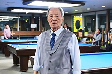 '당구 대부' 김용석 원로, 당구클럽·당구硏 오픈