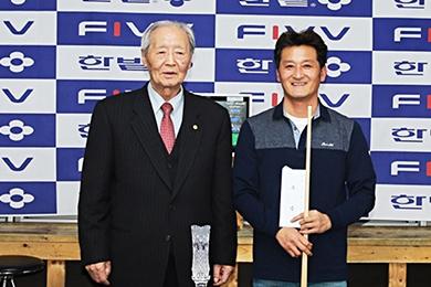 '당구원로' 김용석배 전국동호인3쿠션대회 1월 개최